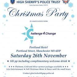 HSC4C- Party Leaflet